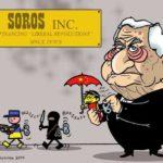 На что тратит деньги Фонд Сороса