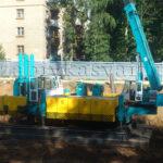 Преимущества Гидродемпфирования для строительных площадок